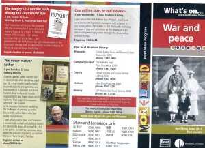 Coburg Library Event